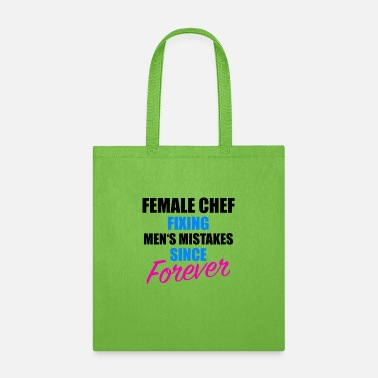 Laugh Cooking women female - Tote Bag
