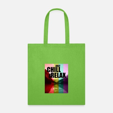 Relax relax - Tote Bag