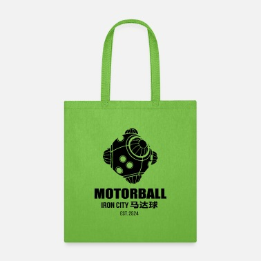 Angel Motorball - Iron City's favourite sport - Tote Bag