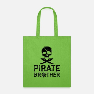 Brother Pirate Brother - Brother - Tote Bag