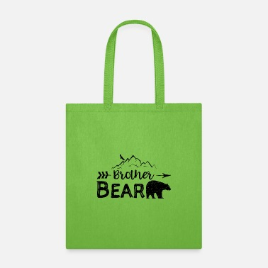 Brother Brother Bear - Brother - Tote Bag