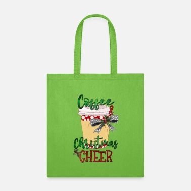 Cheer Coffee Christmas Cheer - Tote Bag