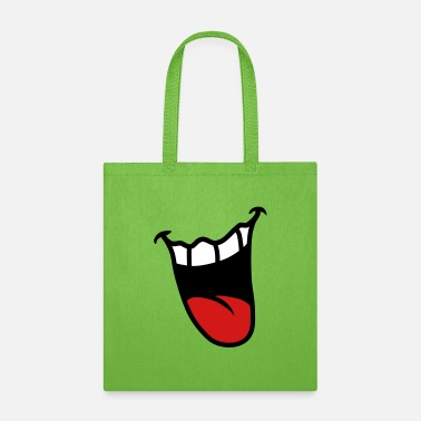 Mouth Mouth - Tote Bag