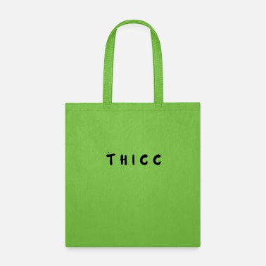 Meme THICC Meme - Tote Bag
