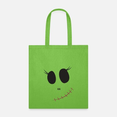 Halloween HALLOWEEN GHOST COSTUME FOR WOMEN - Tote Bag
