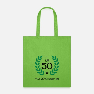 Young 60 - 50 plus tax - Tote Bag