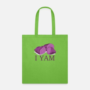 Matching Outfit I Yam matching set halloween costume for couples - Tote Bag
