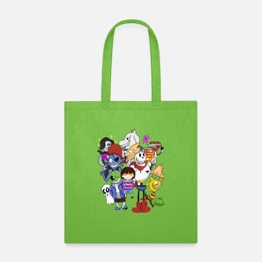 Undertale Family - Tote Bag