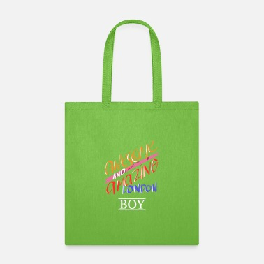 Boy London England Awesome Amazing London Boy Gift - Tote Bag