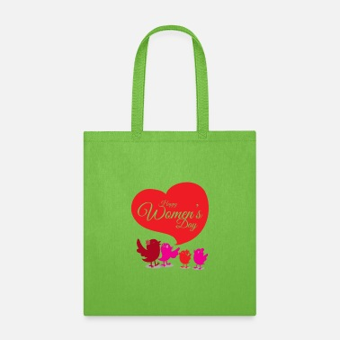 Womens Day Happy Womens Day - Tote Bag