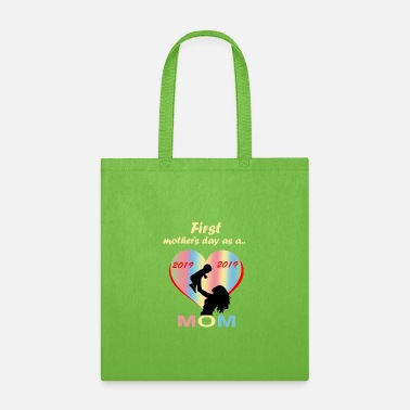 Mummy's first mother's day t-shirt - Tote Bag