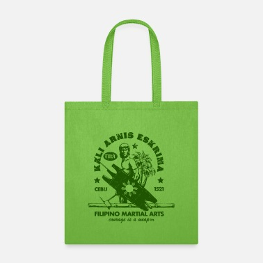 Kali Arnis Eskrima Filipino Martial Arts - Tote Bag