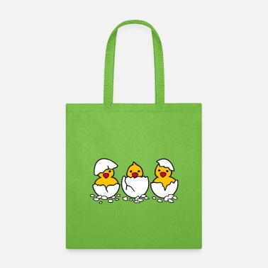 Hatch Just Hatched - Tote Bag