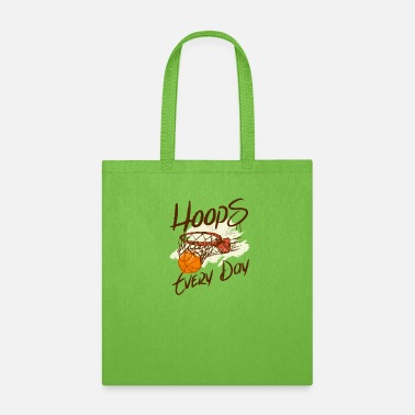 Cool Basketball Hoops Every Day Perfect Basketball Gift - Tote Bag