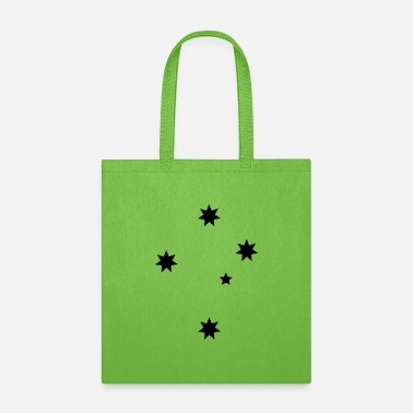 Cross Golf southern cross - Tote Bag