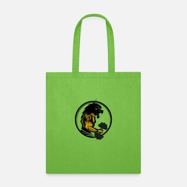LION ROAT GYM FIT. - Tote Bag