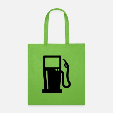 Gas Gas station - Tote Bag