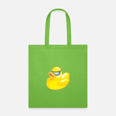Rubber Duck Yellow Cool Rubber Duck - Tote Bag