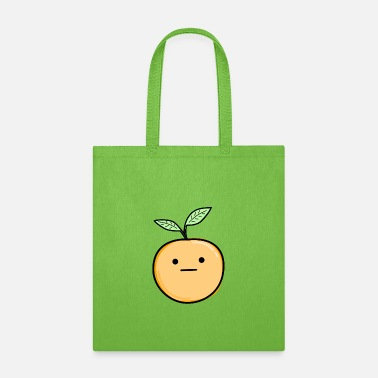 Orange Cute Orange - Tote Bag