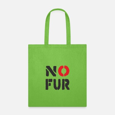 Fur No Fur - Tote Bag