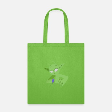 Scary Monster Alien Monster Scary - Tote Bag