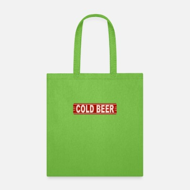 Cold Cold Beer - Tote Bag