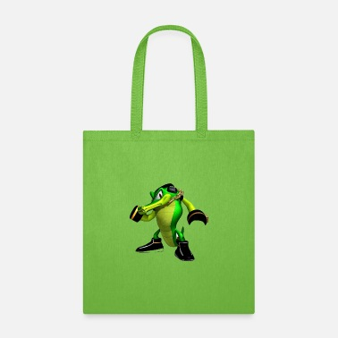 Fan The crocodile fan club - Tote Bag