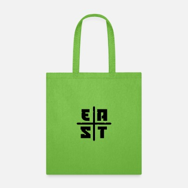 East Berlin East - Tote Bag