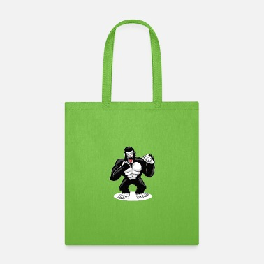 Scary Monster Gorilla scary monster - Tote Bag