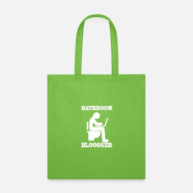 Bathroom BATHROOM BLOOGGER - Tote Bag