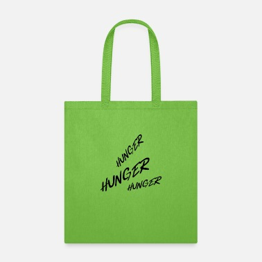 Berlin Hunger Essen Kantine Mittag hungry - Tote Bag