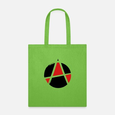 Chaos Sign anarchy symbol - Tote Bag