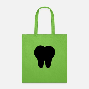 Tooth tooth - Tote Bag
