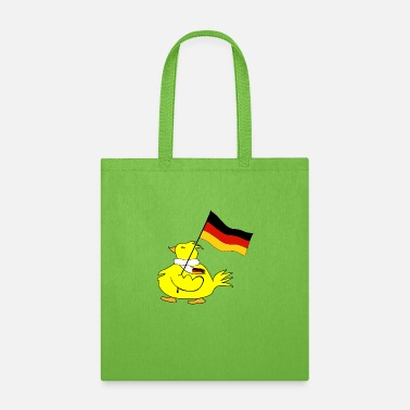 Flag Of Germany flag of germany - Tote Bag