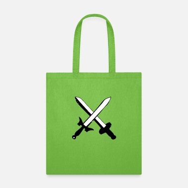 Sword crossed swords - Tote Bag