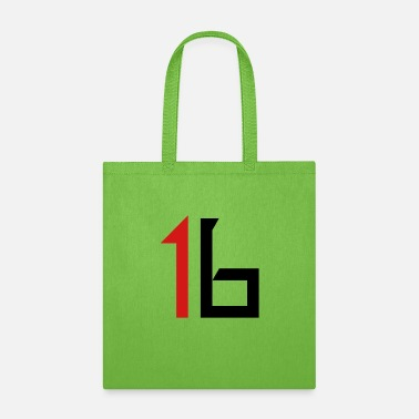 Good Luck ★Cool Number Sixteen-Best Uniform Number-16★ - Tote Bag