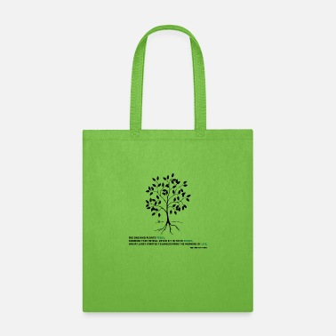 Trees Shade Life - Tote Bag