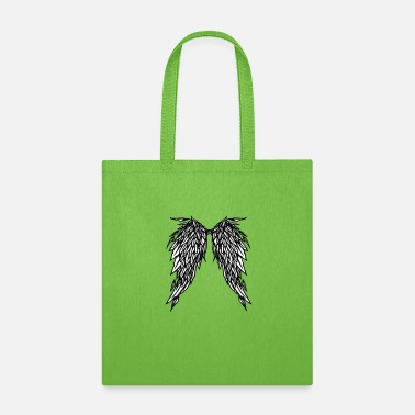 Mechs affliction like Wings - Tote Bag