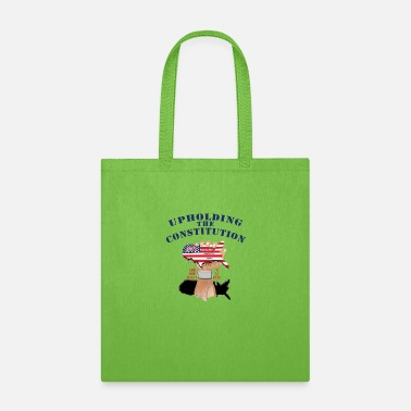 The Constitution Constitutional Uplift - Tote Bag