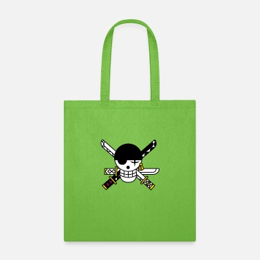 Piece zoro pirate sign - Tote Bag