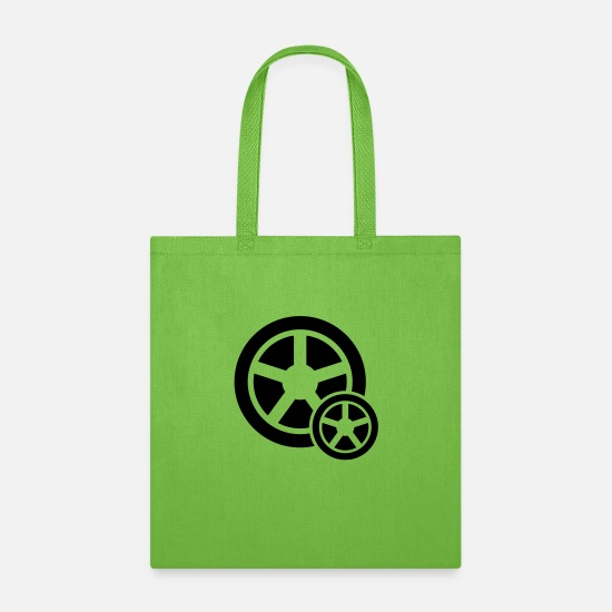 Repair Bags & Backpacks - auto - Tote Bag lime green