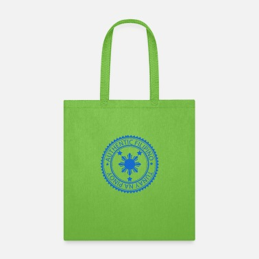 Tagalog Authentic Filipino - Tote Bag