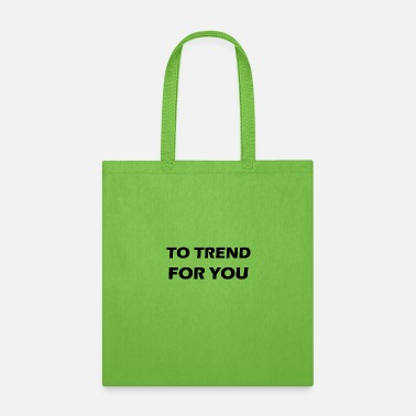Techno too trend for you - Tote Bag