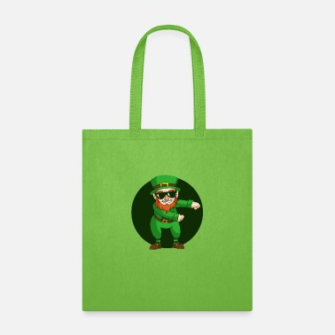 Leaf St. Patrick's Day Leprechaun saying funny funny - Tote Bag