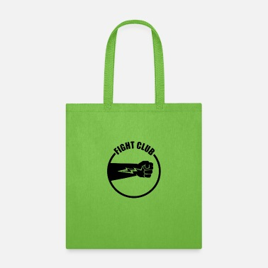 Hor fight club fist hor - Tote Bag