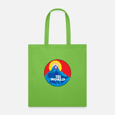 THE WORLD - Tote Bag