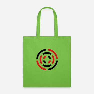 Abstract circle sign - Tote Bag