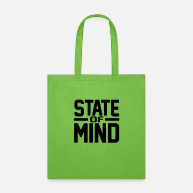 Street Mind your city state of mind - Tote Bag