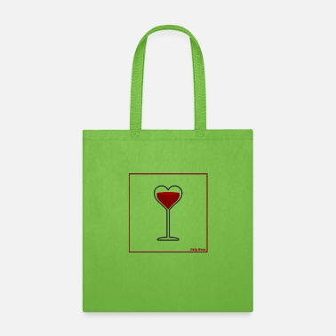 Wine Only Wine 217 - Tote Bag