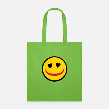 Sweetheart ❤️ټIn Love Smiley Funny Romantic Smileyټ❤️ - Tote Bag